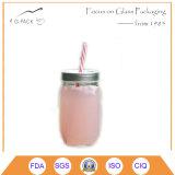 Het populaire het Drinken van de Metselaar van het Glas Handvat van Withouth van de Mok