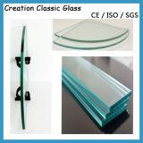 2-12mm ätzte flache das bereifte Glas-Poliersäure Kreuzspulmaschine-Regal-Glas