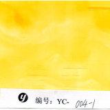 Yingcai 1m gelbes Goldmarmor-flüssiger Druck-Film