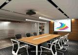 Uispair 20W Aluminiumlegierung-Karosserie mit schalldämpfender LED-hängender Lampe für Büro-Dekoration