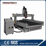 CNC 4개의 8개의 10의 헤드를 가진 목제 기복 기계