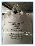 Éclailles de chlorure de calcium de dihydrate pour la fonte de fonte de glace/neige (77%)