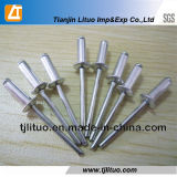 Односторонние клепки гальванизированные серебром алюминиевые стальные (8mm-30mm)