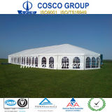 Cosco Combo Design Big Exhibition Marquee Window Tent für Outdoor Activities
