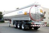 petroliera della benzina della lega di alluminio 45000L