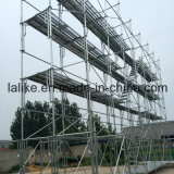 Shandong Steel Ringlock Scaffolding pour Construction