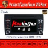 Reprodutor de DVD do carro para Porsche Pimenta de Caiena com navegação do GPS