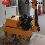 550kg Marchent-Behind Individu-Propelled Vibratory Road Roller
