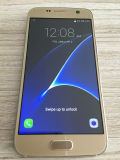 Vente en gros initiale neuve véritable de téléphone mobile déverrouillée par S7