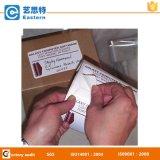 Étiquette de papier adhésive d'impression personnalisée par collant privé de logo