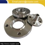 A alta qualidade forjou a flange da garganta da soldadura de aço de carbono da flange DIN2634