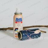 Bottiglia di alluminio dell'aerosol per l'imballaggio dello spruzzo della protezione solare (PPC-AAC-033)
