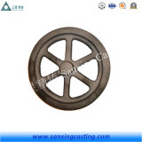 Chine Professional Custom Casting Stainless Steel and Steel Flange
