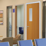 Foshan Wood Door Factory에 있는 실내 Hospital Door