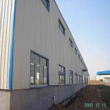 Vorfabriziertstahlkonstruktion-Gebäude-Werkstatt