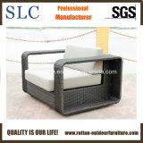 Sofà esterno del rattan del singolo sofà di vimini moderno di vimini del sofà (SC-B8916-B)