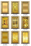 1m/S, 0.4m/S Rosa Gold Stainless Steel Small Elevator