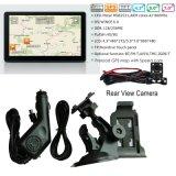 Système de navigation bon marché du véhicule GPS de crispation de véhicule de 7.0 pouces avec le cortex A7 800MHz, Igo, Navitel, carte de Papago