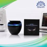 Móvil del altavoz estéreo del USB con el Banco de alimentación y reloj de alarma Display