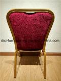 고품질 Gloden 프레임 호텔 연회 의자 또는 대중음식점 의자