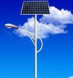 폴란드 사진기를 가진 1개의 통합 LED 태양 에너지 LED 가로등에서 30W 60W 전부