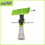 Pulvérisateur intelligent de guichet avec la racle en caoutchouc d'essuie-glace de Microfiber