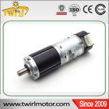 Motor eléctrico de la alta de la torque 28m m de la C.C. 12V reducción del engranaje
