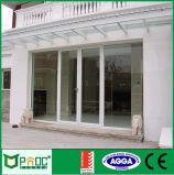 Дверь Casement Openning двойного качания алюминиевая с сертификатом Ce