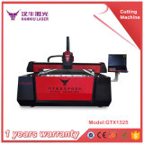 Taglio di legno del laser della fibra del metallo e macchina per incidere 500W