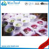 Подгонянный коммерчески белый или покрашенный фарфор Tapas миниый