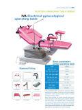 Mesa de operaciones ginecológica eléctrica