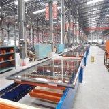 Nieuw Ontwerp voor de boog-Scherpe Schuifdeur van het Aluminium