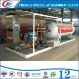 ASME 10, 000L Station de remplissage de bouteilles de GPL Station de remplissage de GPL de 10 cbm à vendre