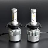 Светодиодные фары головного света S2 H4 Csp 8000lm 72W Автомобильная фара