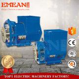 中国力から供給される100kVA交流発電機への10kVA