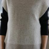 Свитер 100% кашемира 2017 новых женщин втулки крышки типа