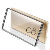 Cajas de electrochapado del teléfono para la Nova 2017 elegante de Huawei