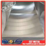Placa Titanium de ASTM B265 Gr2 para la maquinaria de la materia textil