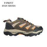 Chaussures extérieures en cuir fausses d'hommes avec le prix bon marché