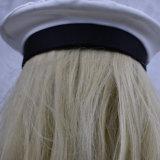 Seemann-Schutzkappen-Kostüm-Ausstattung des Halloween-Yatch Kapitän-Hat
