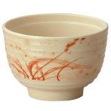 vajilla del tazón de fuente de sopa del Servicio de mesa-Miso 100%Melamine W/Lid/Melamine (NC120S)