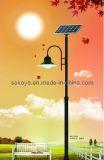 Lumières solaires de jardin