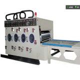 Flexo Pappe-Wasser-Tintendrucken-Maschine