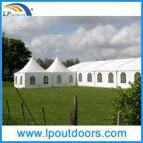 10X30m Hochzeitsfest Tent mit 5X5m Pagoda Marquee