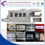 Materielle automatische PlastikThermoforming Maschine pp.-für Kappen-/Deckel-/Tellersegment-/Mittagessen-Kasten