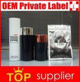 Fibras do cabelo da queratina de Microfiber da etiqueta confidencial do OEM para o cabelo de diluição