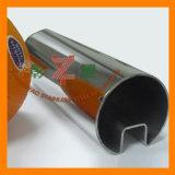 Steel di acciaio inossidabile Slotted Tube per Balustrade