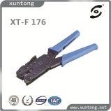 Outil de compactage de connecteur F/BNC/RCA