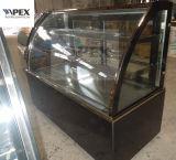 시장 시리즈에 의하여 냉장되는 빵집 진열장 냉각기