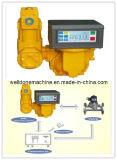 Metro de flujo contrario electrónico de combustible